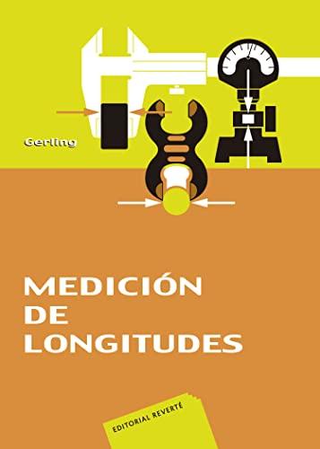 9788429160529: Medición De Longitudes