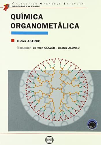 9788429170078: Química órganometálica