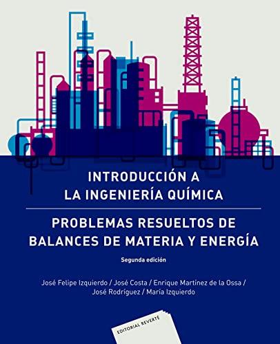 9788429171167: INTRODUCCION A LA INGENIERIA QUIMICA PROBLEMAS RESUELTOS