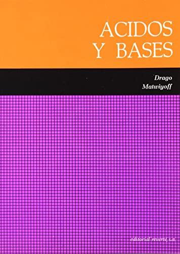 9788429171549: Acidos Y Bases