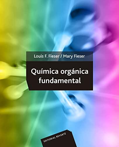 9788429171617: Química orgánica fundamental (Spanish Edition)