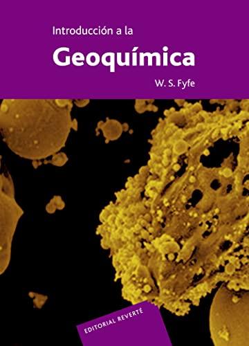 9788429171716: Introducción a la Geoquímica