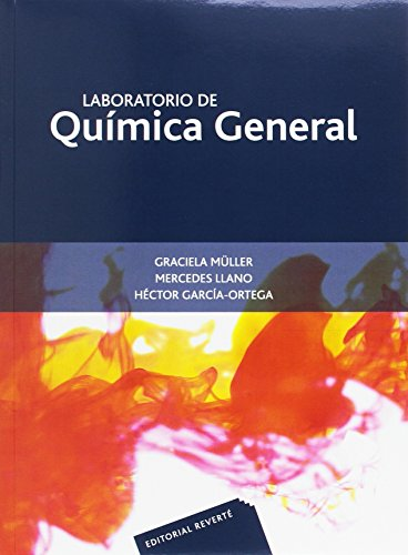 9788429173949: Laboratorio de Química General