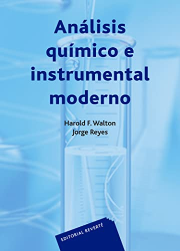 9788429175196: Analisis Quimico E Instrumental Moderno (Spanish Edition)