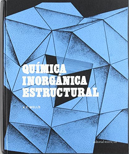 9788429175240: Quimica Inorganica Estructural (Spanish Edition)
