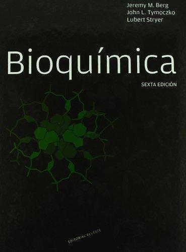 Bioquimica/ Biochemistry: Y Otros A4 Del Proyecto: Stryer, Lubert; Berg,