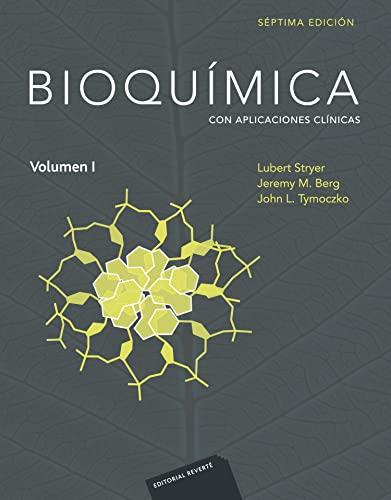 BIOQUÍMICA 7ED (VOLUMEN 1): STRYER, LUBERT ;