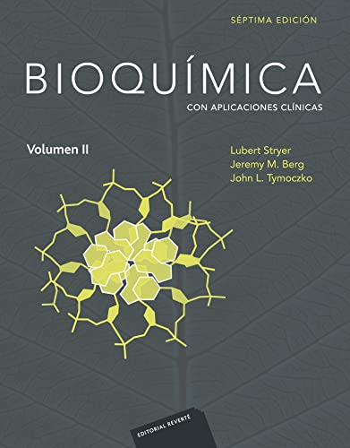 BIOQUÍMICA 7ED (VOLUMEN 2): STRYER, LUBERT;BERG, JEREMY;TYMOCZKO,