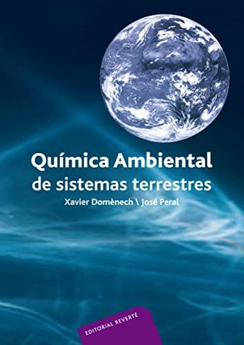 9788429179064: Química Ambiental De Sistemas Terrestres