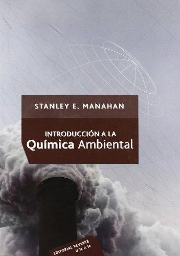 9788429179071: Introducción a la Química Ambiental