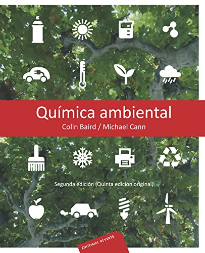 9788429179156: Environmental Chemistry. 2nd ed. (Spanish Edition)