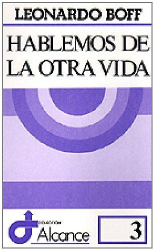 9788429304961: Hablemos de la otra vida (Alcance)