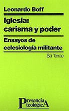 9788429306187: Iglesia, carisma y poder: ensayos de eclesiología militante