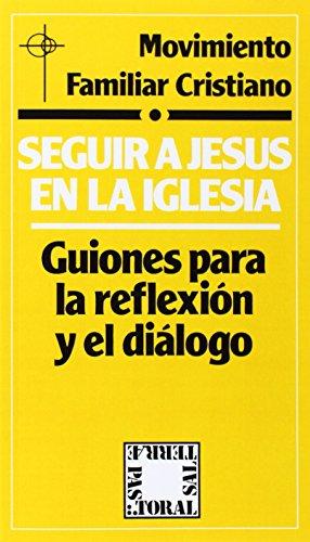 9788429307825: Seguir a Jesús en la Iglesia (Spanish Edition)