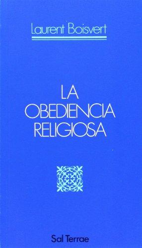 9788429308419: La obediencia religiosa