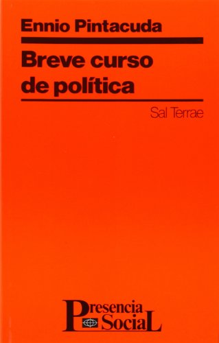 9788429311211: Breve curso de política