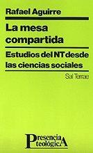 9788429311273: Mesa compartida, La: Estudios del NT desde las ciencias sociales (Presencia Teológica)