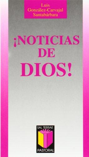 9788429312089: Noticias de Dios! (Pastoral)