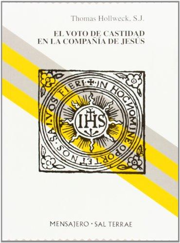 9788429313994: El voto de castidad en la Compañía de Jesús (Manresa)
