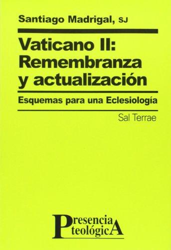 9788429314670: Vaticano II: remembranza y actualización (Presencia Teológica)