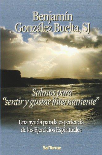 9788429315561: Salmos para sentir y gustar internamente
