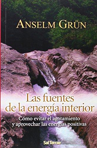 9788429316865: Fuentes de la energía interior, Las