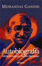 9788429317114: Autobiografia Mohandas Gandhi