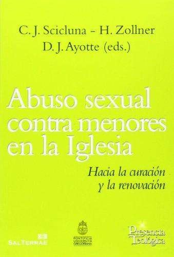 9788429320220: Abuso sexual contra menores en la Iglesia: Hacia la curación y la renovación (Presencia Teológica)