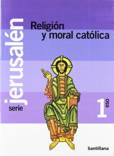 9788429405798: Jerusalén, religión y moral, 1 ESO