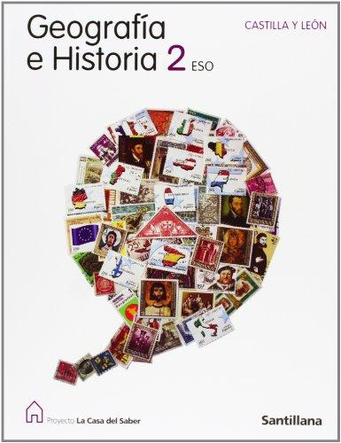 9788429406023: Proyecto La Casa del Saber, geografía e historia, 2 ESO (Castilla y León)