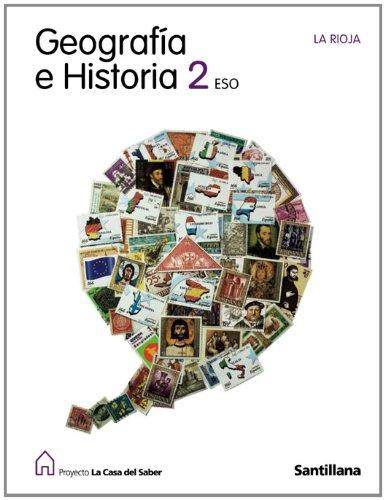 9788429406047: Geografía E Historia La Rioja 2 Eso Serie Itaca