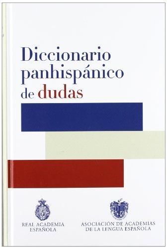 9788429406238: Diccionario Panhispanico de Dudas (Spanish Edition)