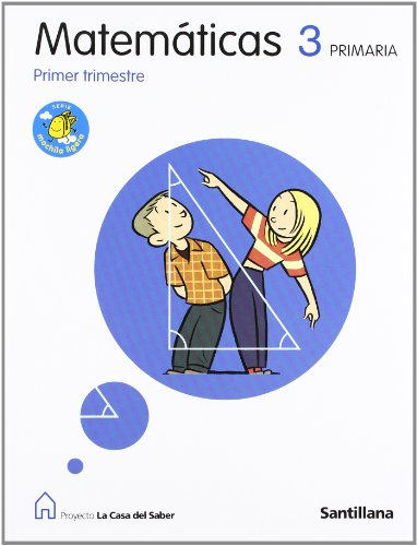 9788429407051: Matemáticas 3. Primaria. 1, 2, 3 Trimestres - 9788429407051