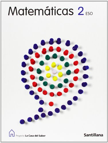 9788429407174: Proyecto La Casa del Saber, matemáticas, 2 ESO