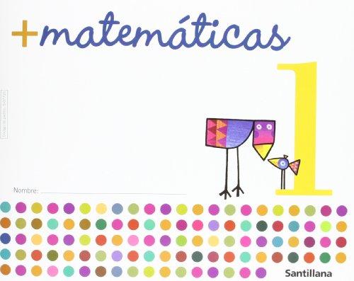 9788429407716: Más Matemáticas 1. Infantil 3 años. Cuaderno del alumno.