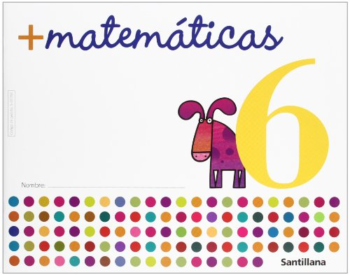 9788429407761: MAS MATEMATICAS ED.05 6 CAR SANTILL