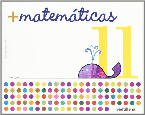 9788429407815: Mas Matemáticas 11 - 9788429407815