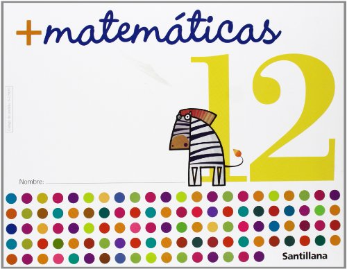 9788429407822: MAS MATEMATICAS 12