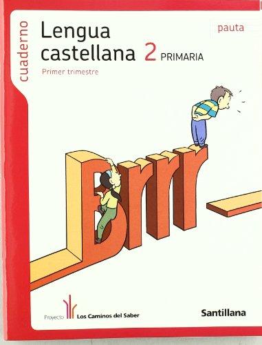 9788429408003: Caminos Del Saber: Cuaderno Lengua 1 Trim.1 (Spanish Edition)