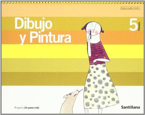 9788429408324: DIBUJO Y PINTURA 5 PRIMARIA UN PASO MAS - 9788429408324