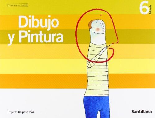 9788429408331: DIBUJO Y PINTURA 6 PRIMARIA UN PASO MAS