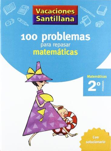 9788429408386: Vacaciónes Santillana, matemáticas, 2 Educación PriMaría. Cuaderno - 9788429408386