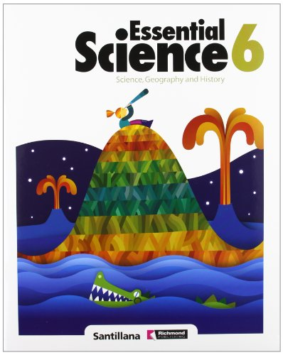 9788429408799: Essential Science Level 6 Student's Book Pack