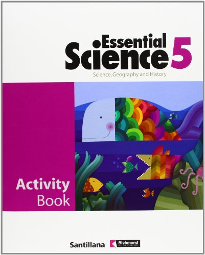 9788429408812: ESSENTIAL SCIENCE 5 PRIMARY ACTIVITY BOOK