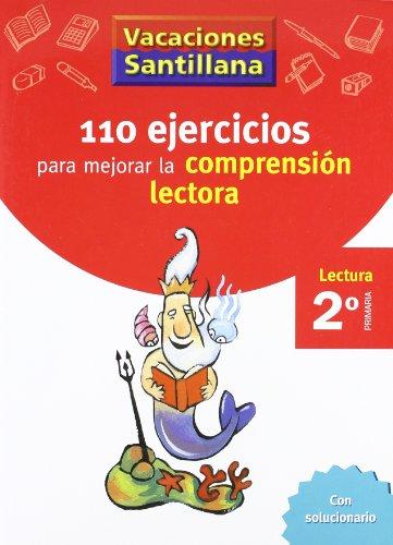110 ejercicios para mejorar la comprensión lectora Lectura 2º Primaria VACACIONES ...