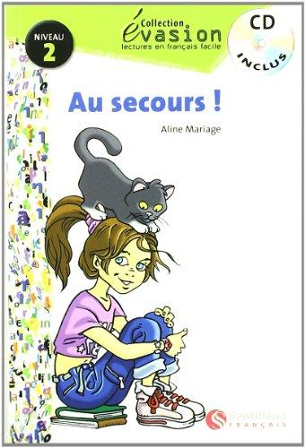 vasion, Au secours!, lectures en fran?ais facile,: Unknown