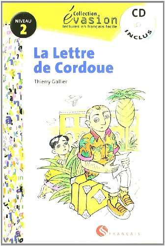 9788429409314: Évasion, La lettre de Cordove, lectures en français facile, niveau 2, ESO