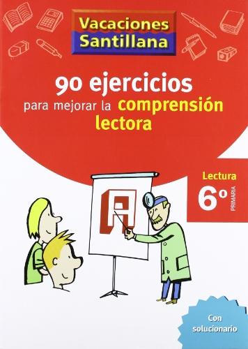9788429409345: Vacaciones Santillana, lectura, comprensión lectora, 6 Educación Primaria. Cuaderno - 9788429409345