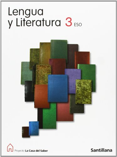 9788429409475: Proyecto La Casa del Saber, lengua y literatura, 3 ESO