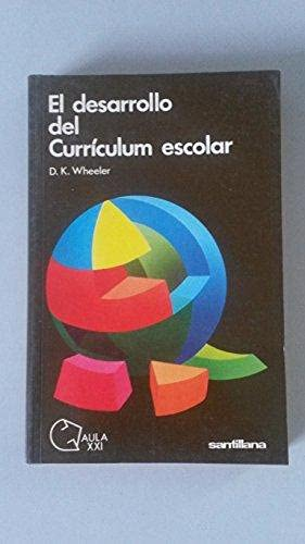 9788429413724: Desarrollo del curriculum escolar